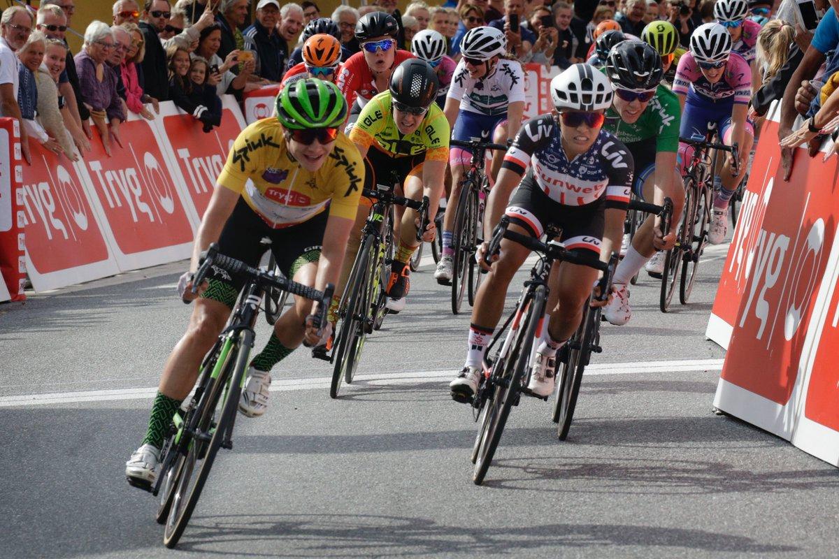Marianne Vos vince anche la terza e ultima tappa del Ladies Tour of Norway