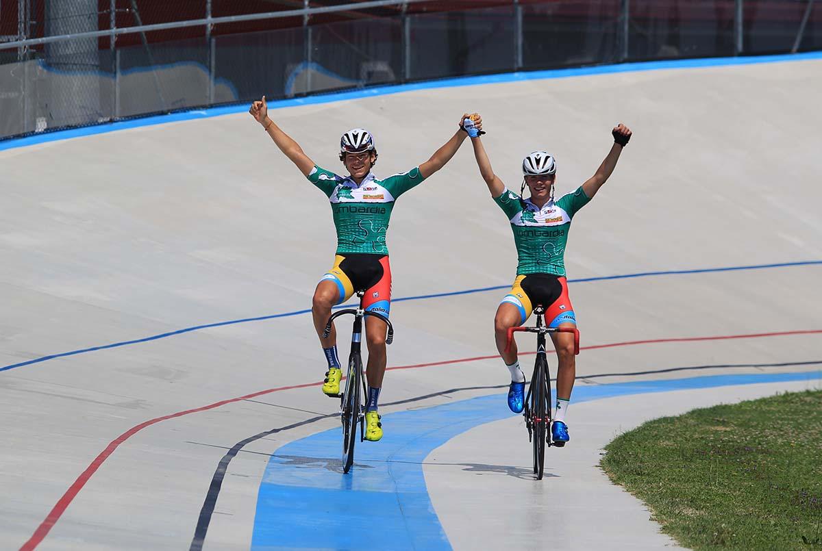 Giorgio Cometti e Lorenzo Balestra vincono il Campionato Italiano Americana Alleivi