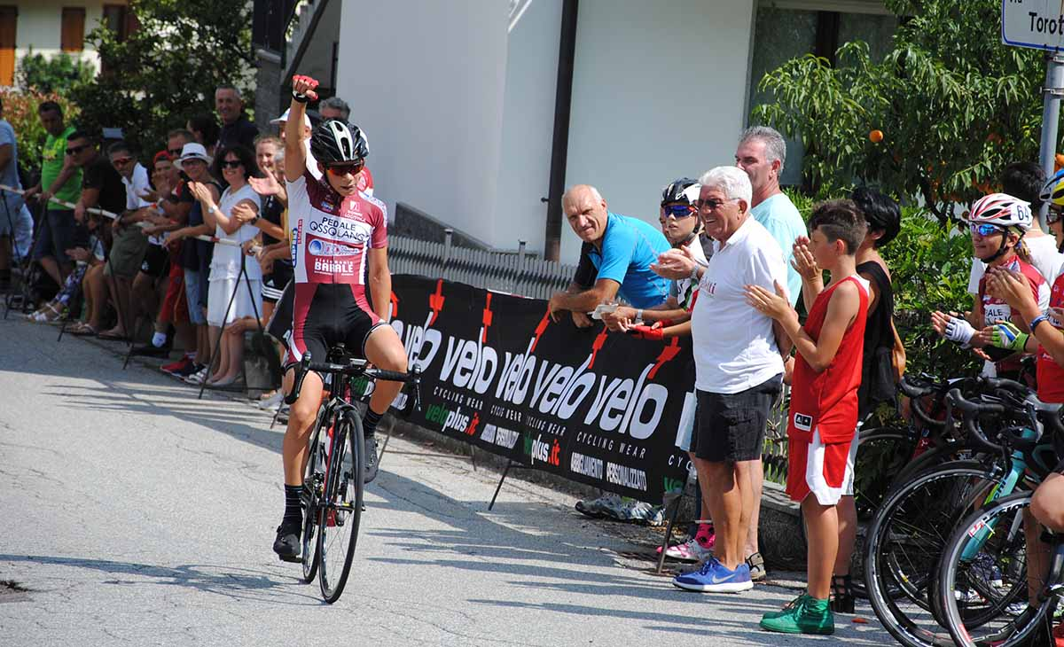 Manuele Padovan vince a Crodo