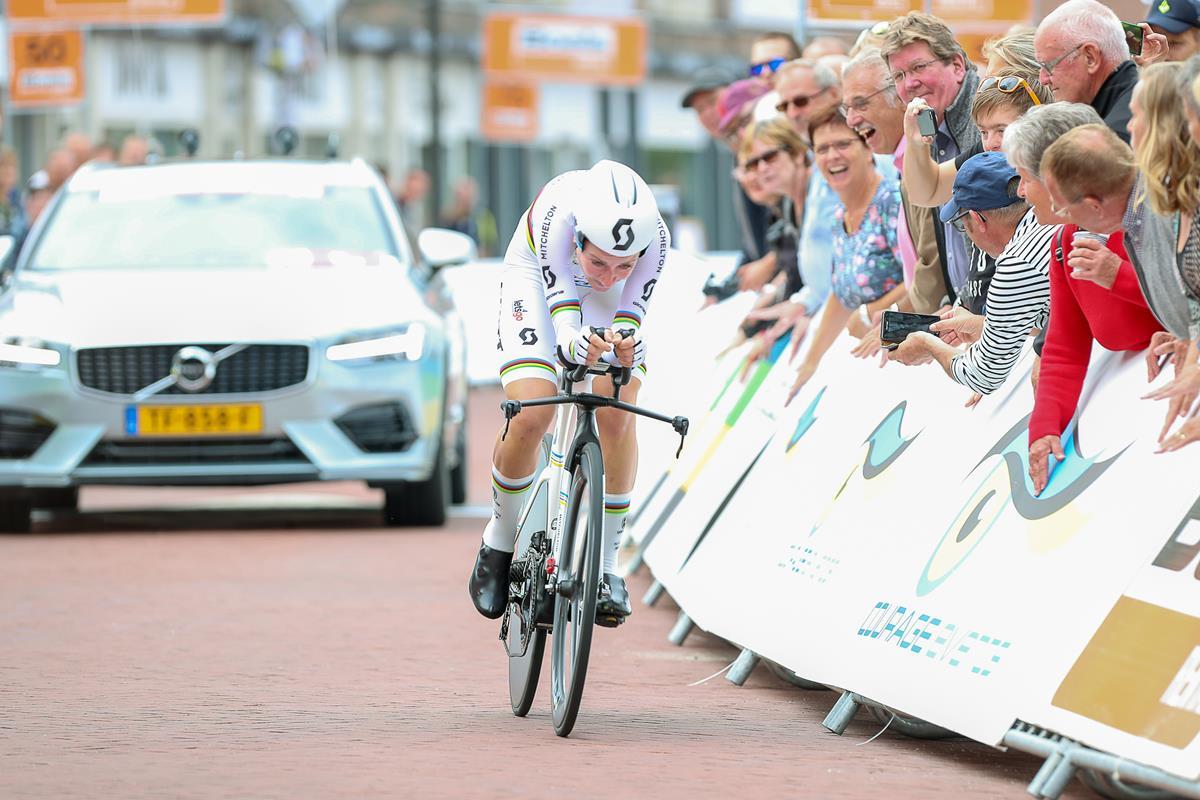 Annemiek van Vleuten vince il prologo del Boels Ladies Tour