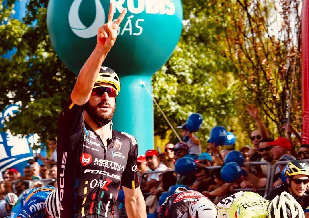 Riccardo Stacchiotti vince la quinta tappa della Volta a Portugal