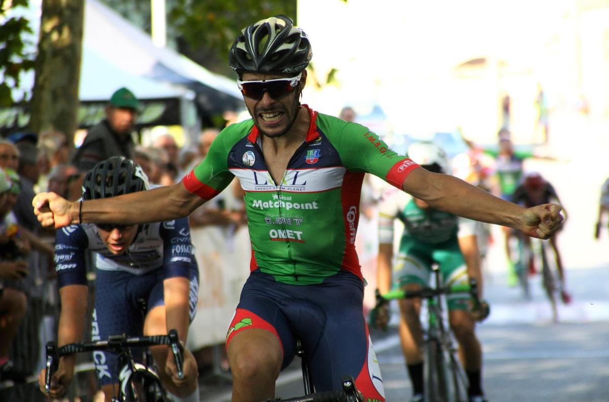 Umberto Marengo vince a Castelnuovo Scrivia