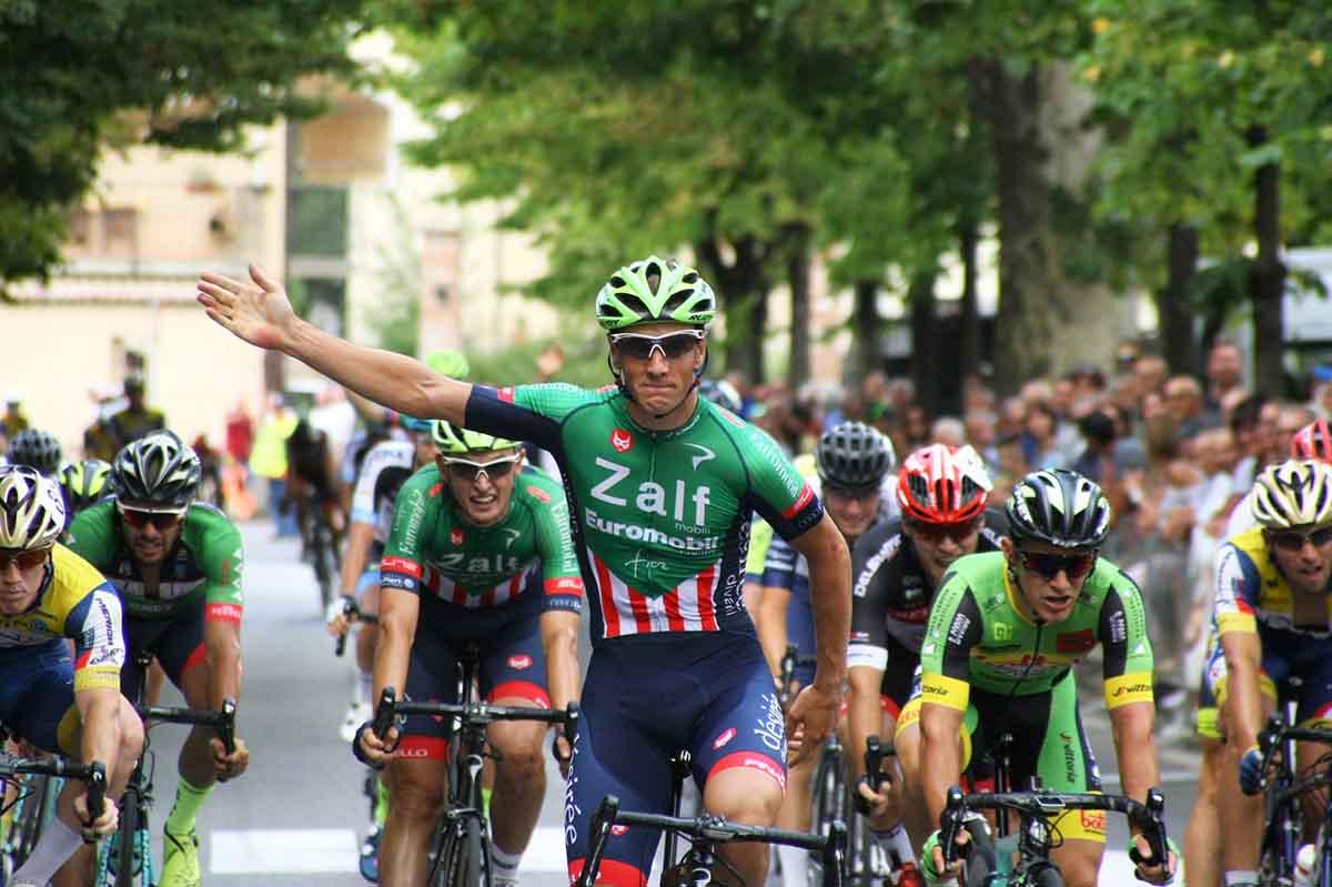 Giovanni Lonardi vince il Circuito Casalnoceto 2018