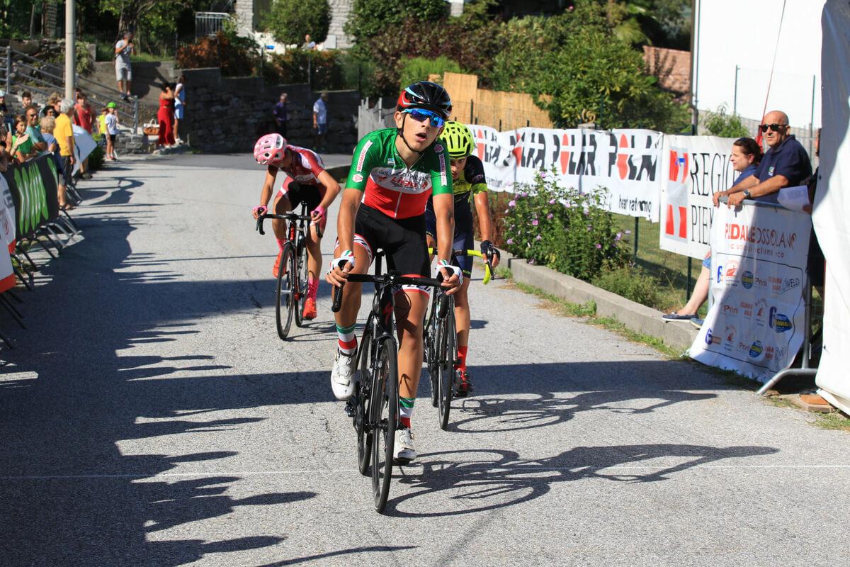 Dario Igor Belletta vince il Memorial Bertolini di Fomarco per Esordienti