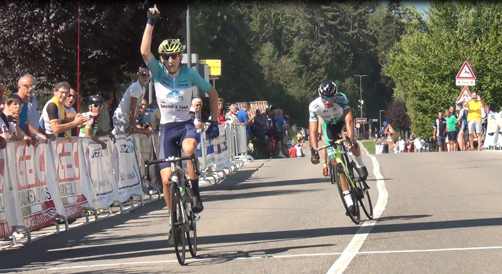 Alastair MacKellar vince la Gazzaniga-Onore 2018