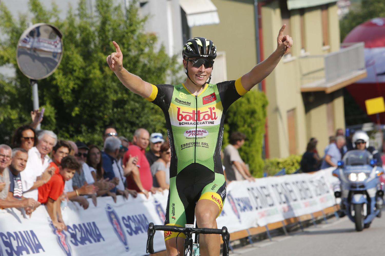 Rasmus Iversen vince a Scomigo