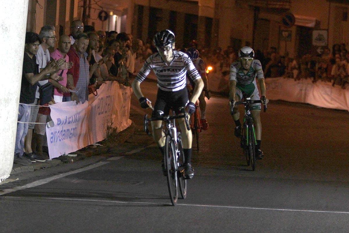 La vittoria di Nicola Venchiarutti a Levane
