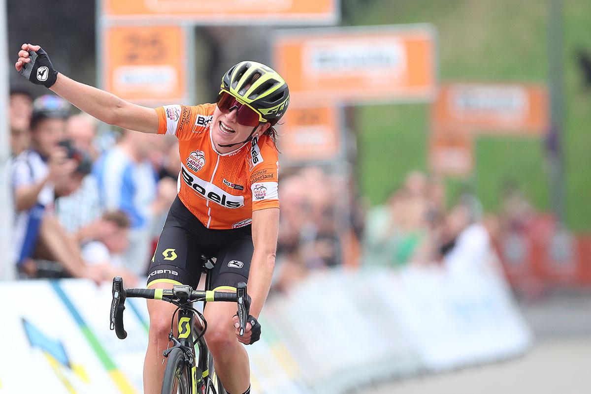 Annemiek van Vleuten vince la prima tappa del Boels Ladies Tour
