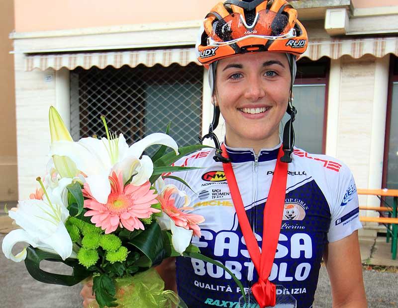 Laura Tomasi vince a Noventa di Piave