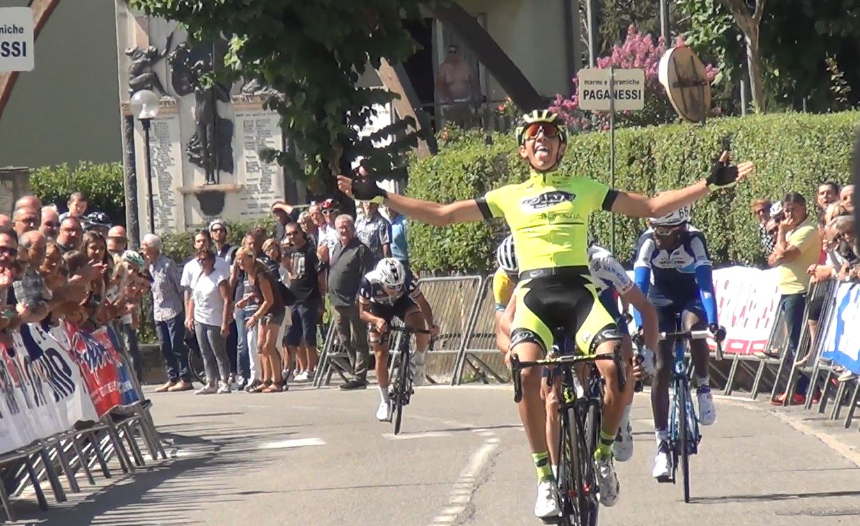 Andrea Piccolo vince il Trofeo Paganessi 2018