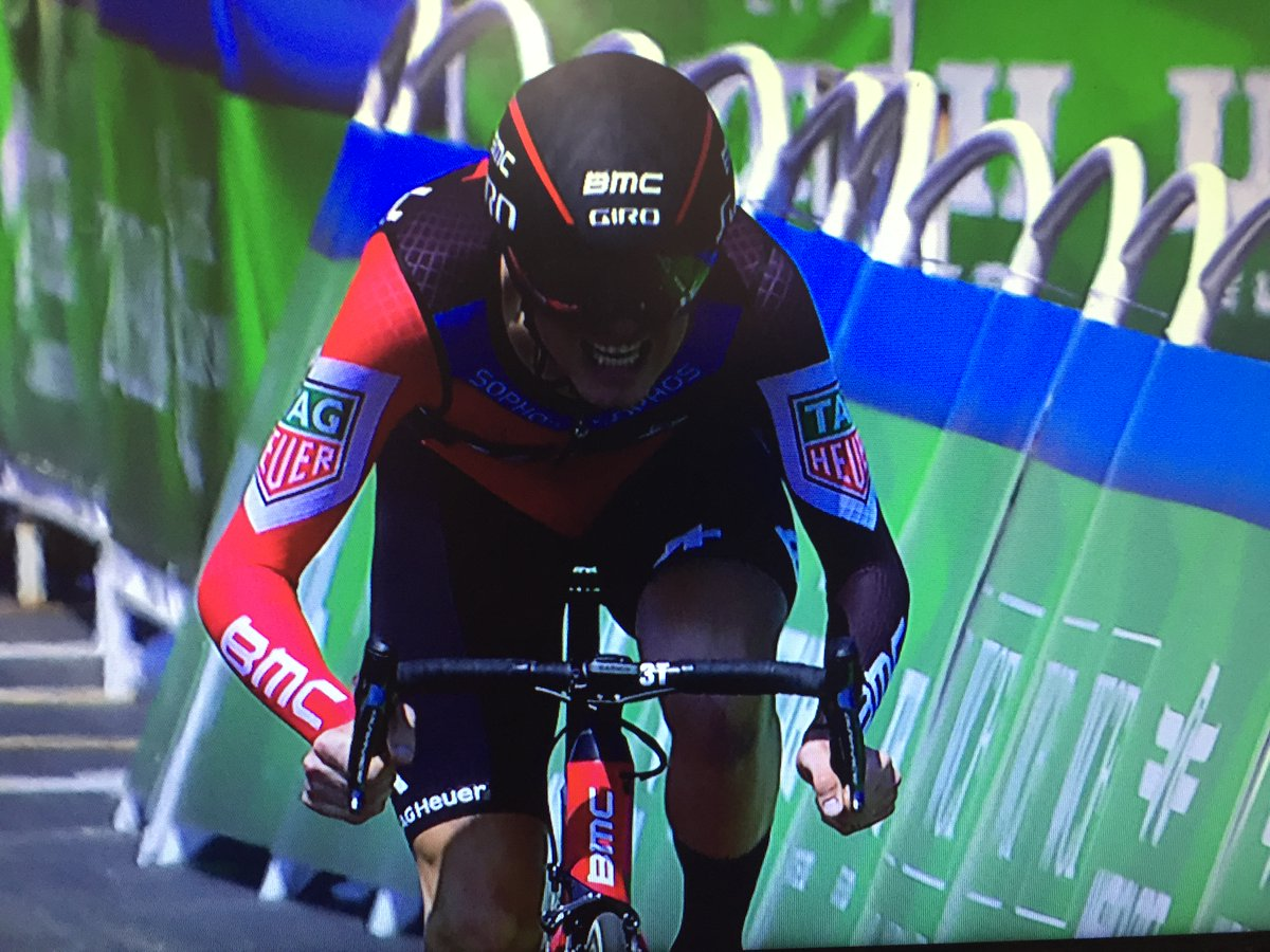 Tejay Van Garderen vince il prologo del Tour of Utah 2018