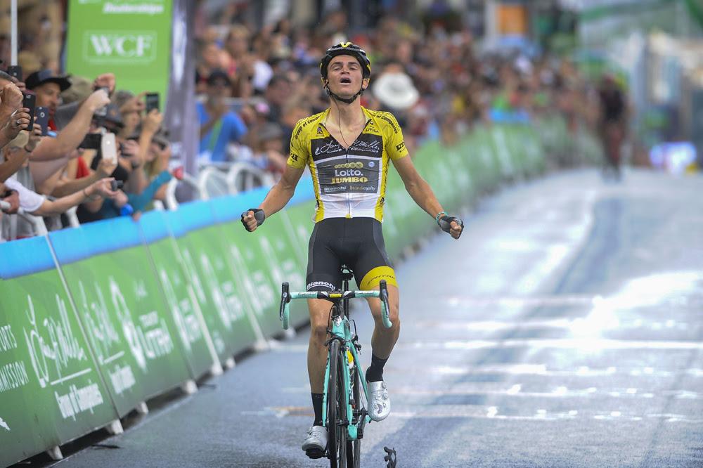 Sepp Kuss padrone del Tour of Utah