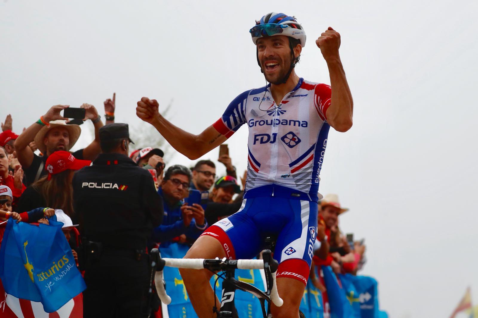 Thibaut Pinot vince la quindicesima tappa del Tour de France