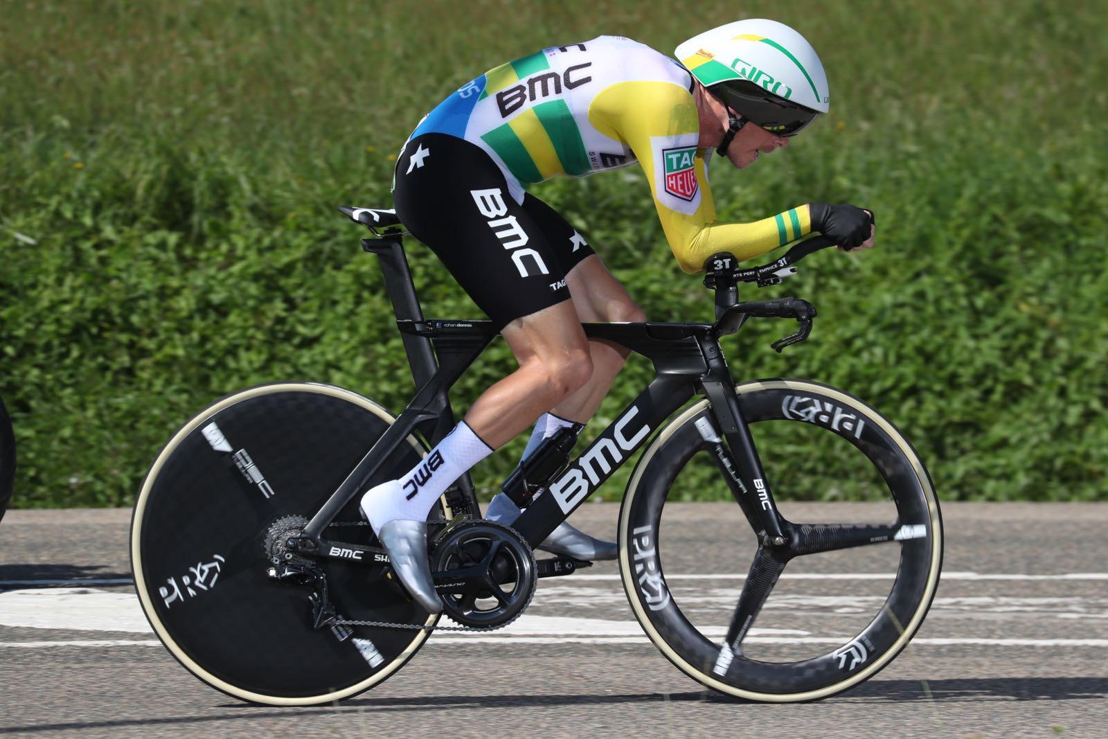 Rohan Dennis vince la sedicesima tappa a cronometro della Vuelta a Espana
