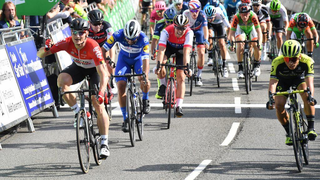 André Greipel vince la prima tappa del Tour of Britain