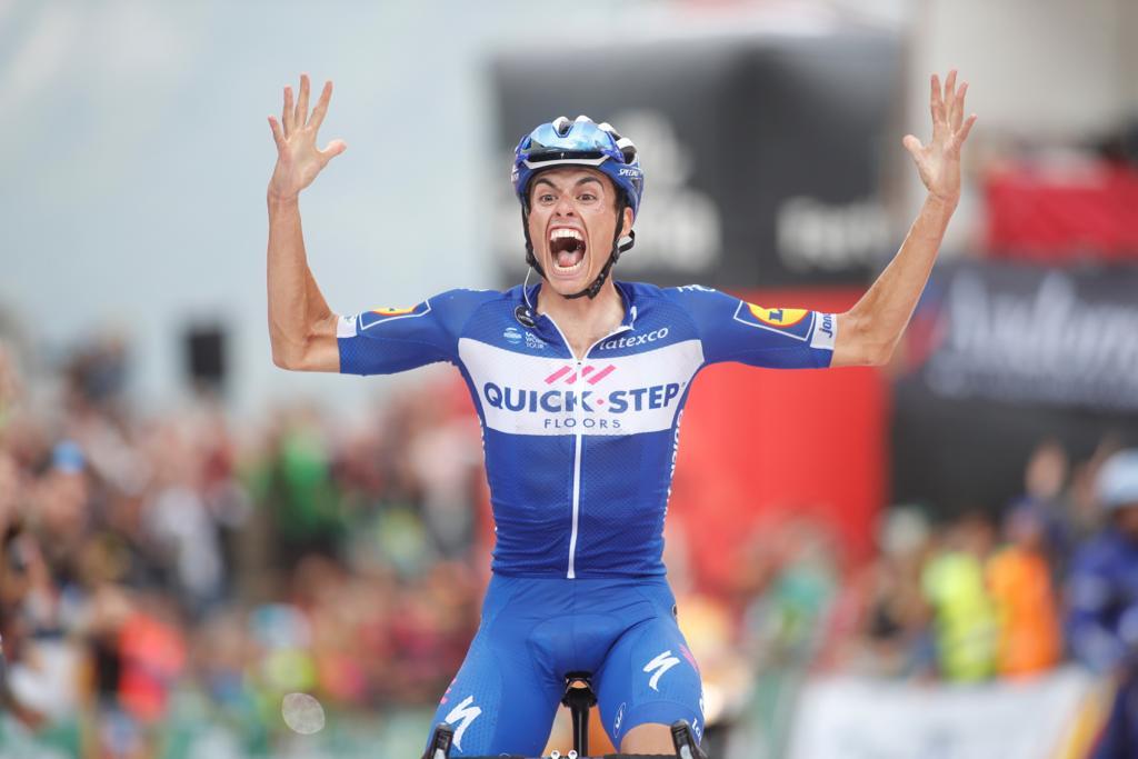 Eric Mas vince la ventesima tappa della Vuelta a Espana