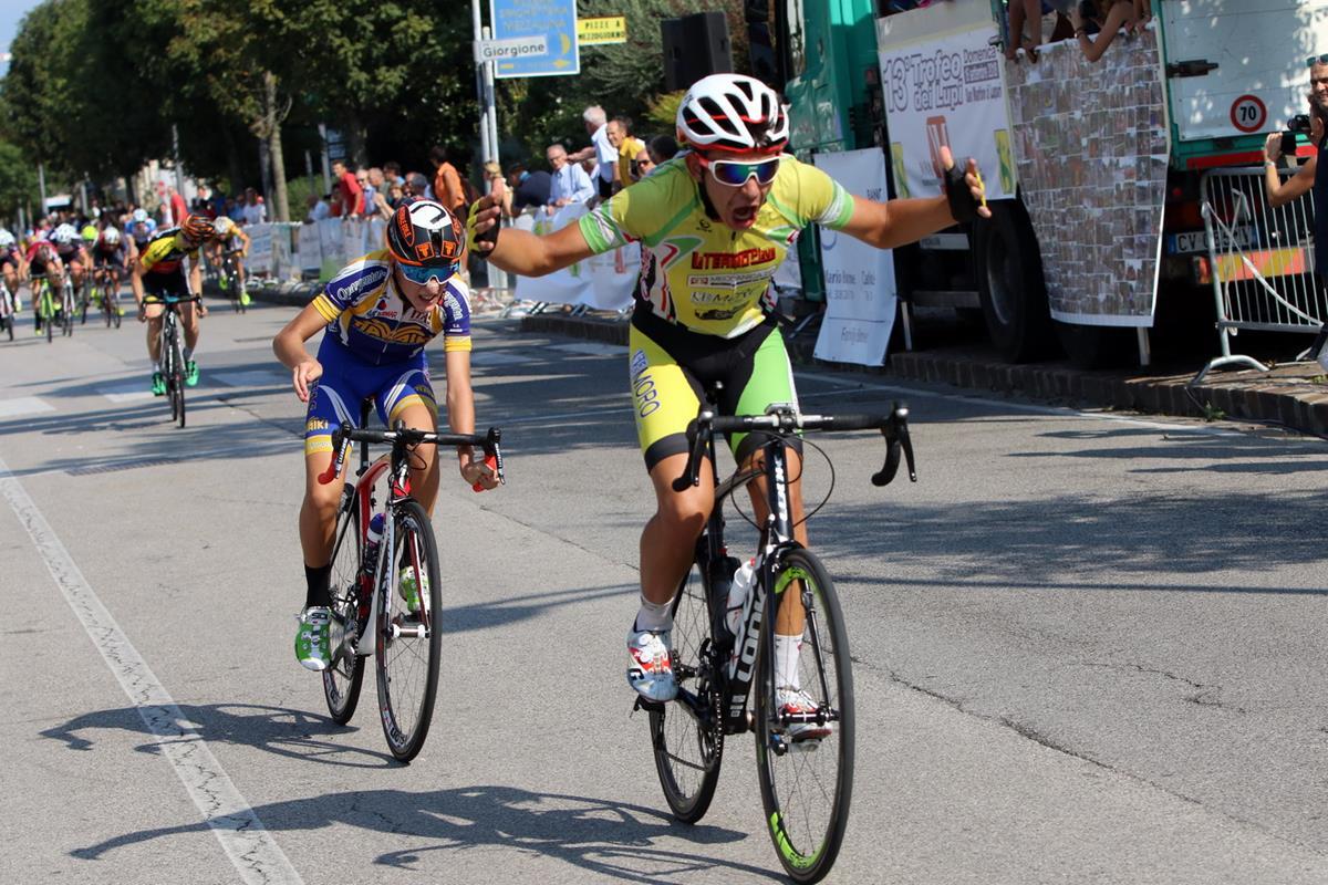 Giovanni Gazzola vince a San Martino di Lupari