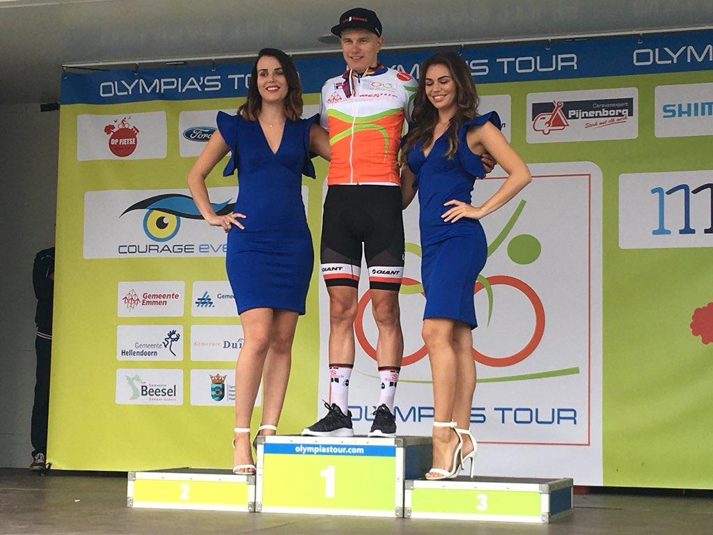 Max Kanter vince la seconda tappa dell'Olimpia's Tour