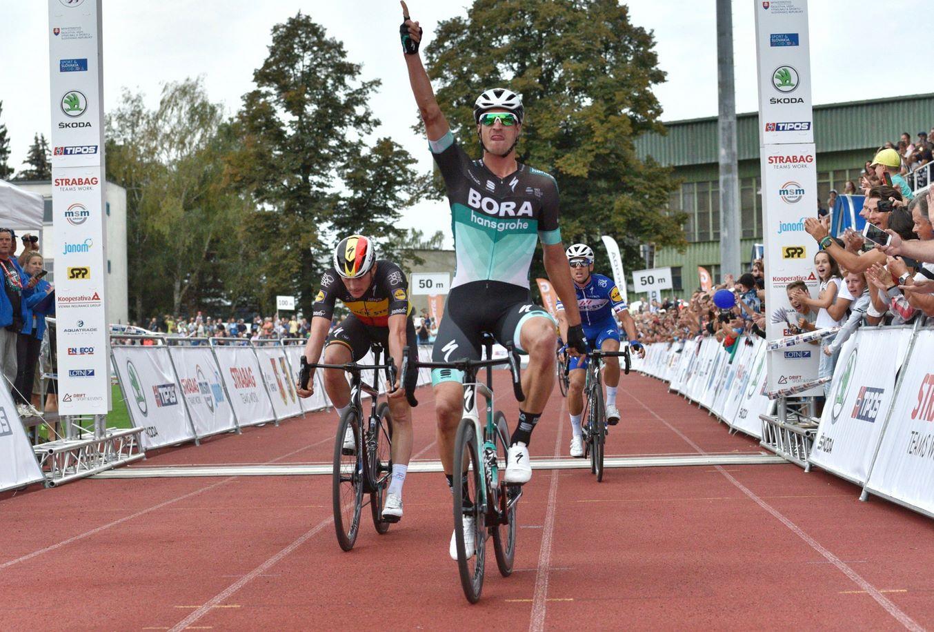 Rüdiger Selig vince la secodna tappa del Tour de Slovaquie