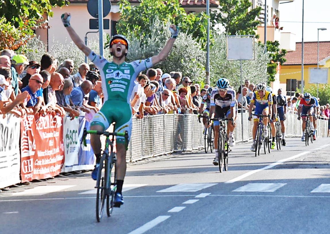 Filippo Tagliani vince a Loro Ciuffenna