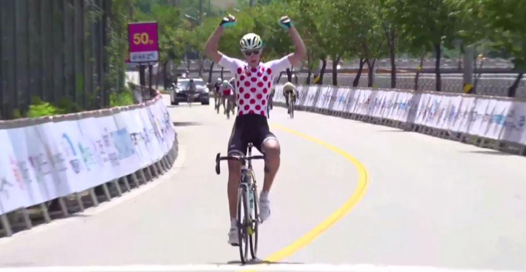Yevgeniy Fedorov vince la terza tappa del Tour de DMZ