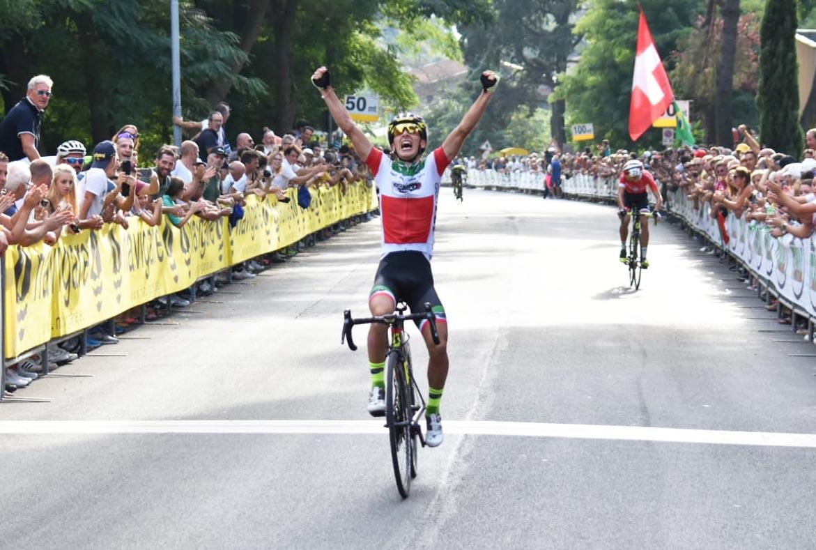 Samuele Rubino vince il 49° Trofeo Buffoni a Montignoso
