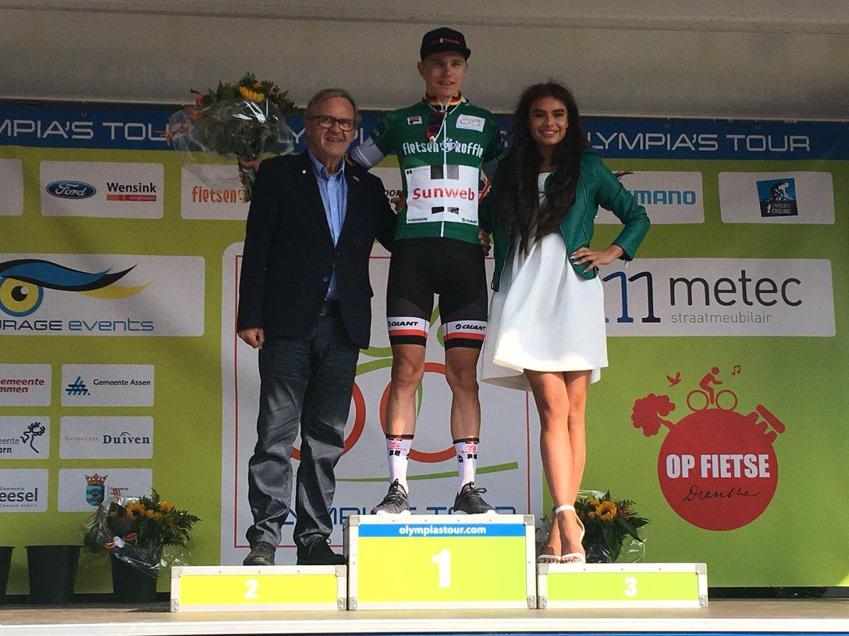 Max Kanter vince la quarta tappa dell'Olimpia's Tour 2018