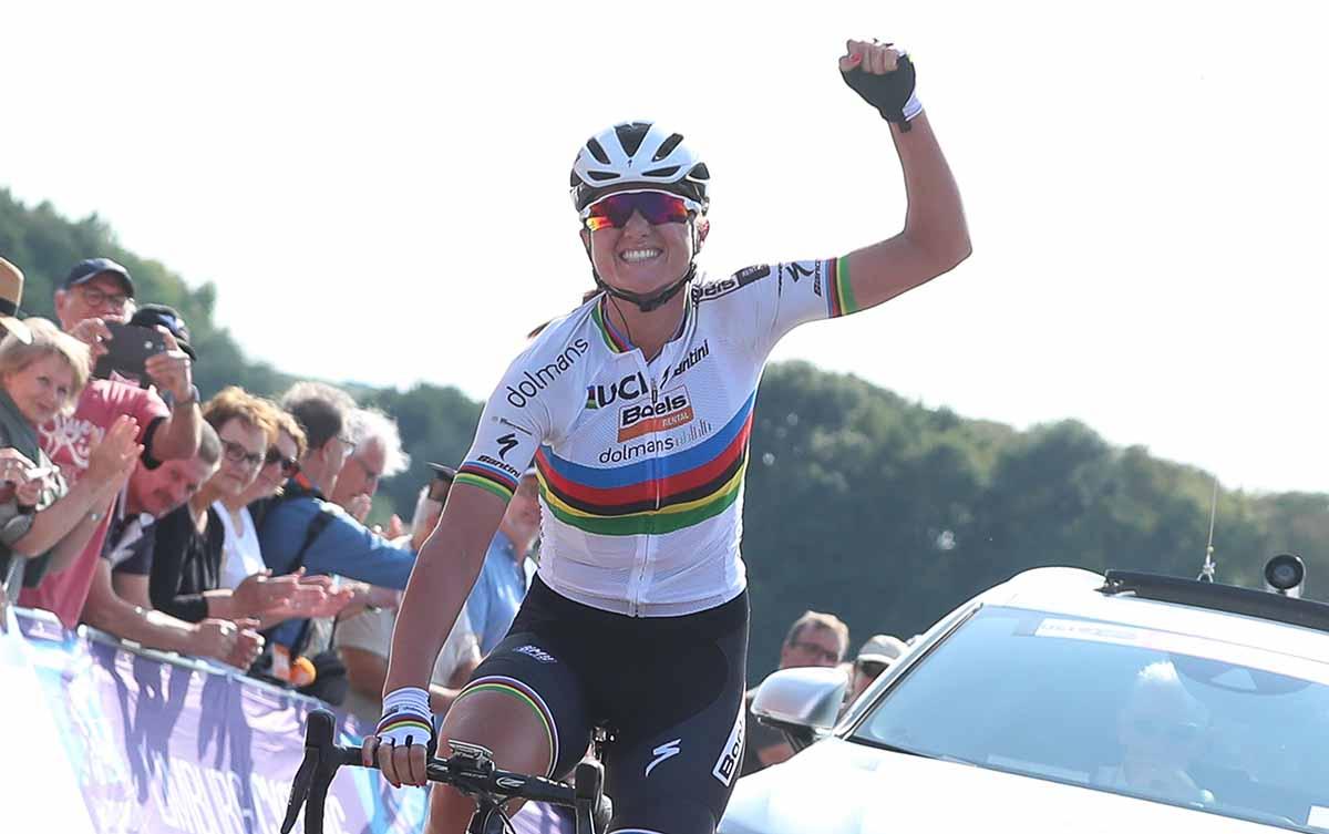 Chantal Blaak vince la quarta tappa del Boels Ladies Tour