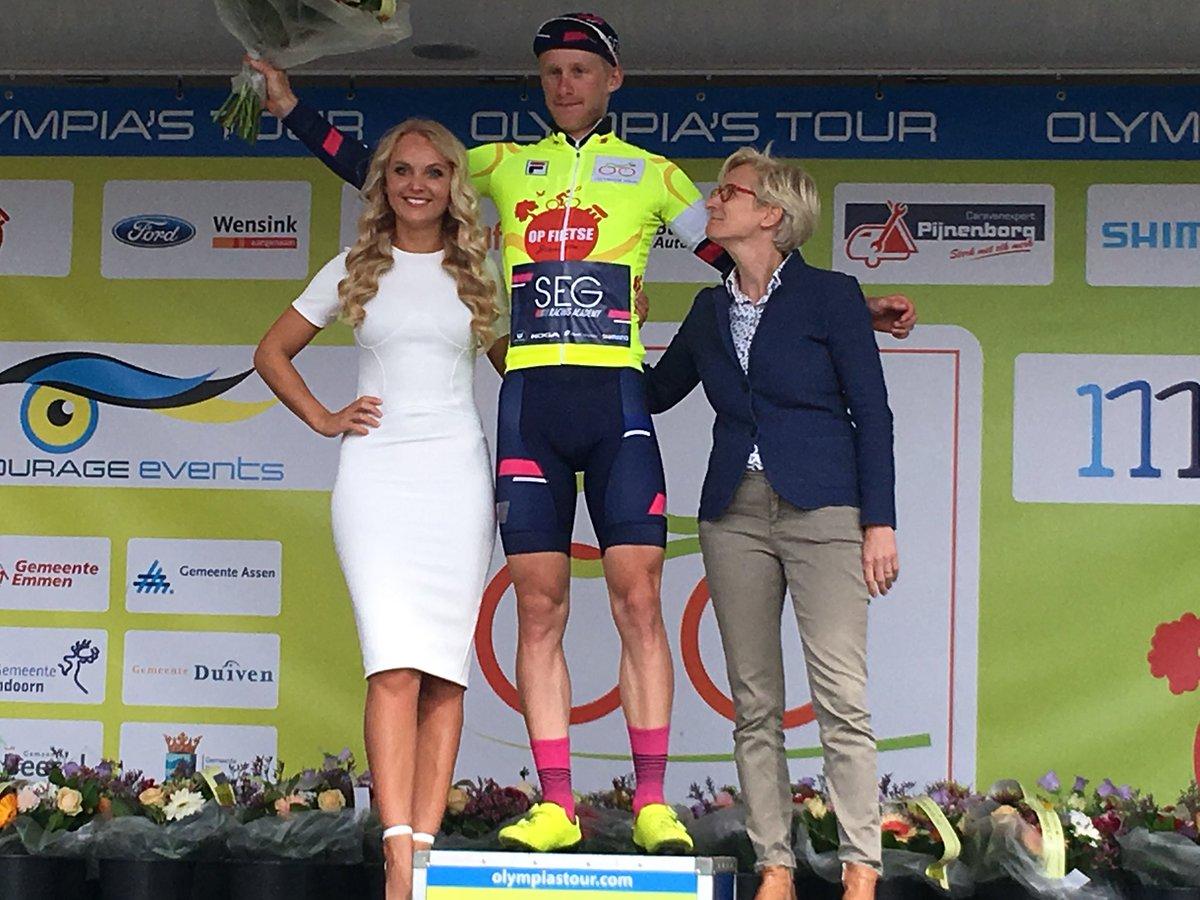 Marten Kooistra vince la quinta tappa A dell'Olympia's Tour 2018