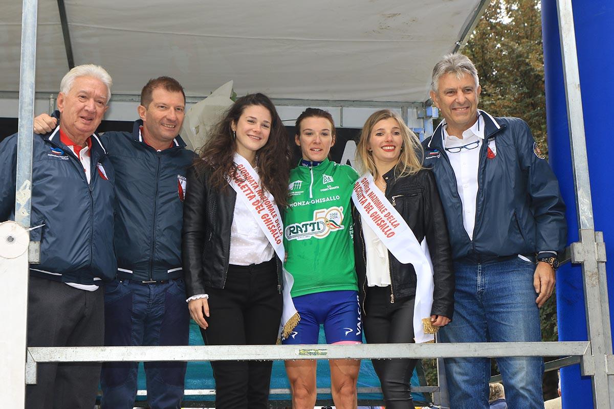Barbara Malcotti vincitrice della Monza-Ghisallo