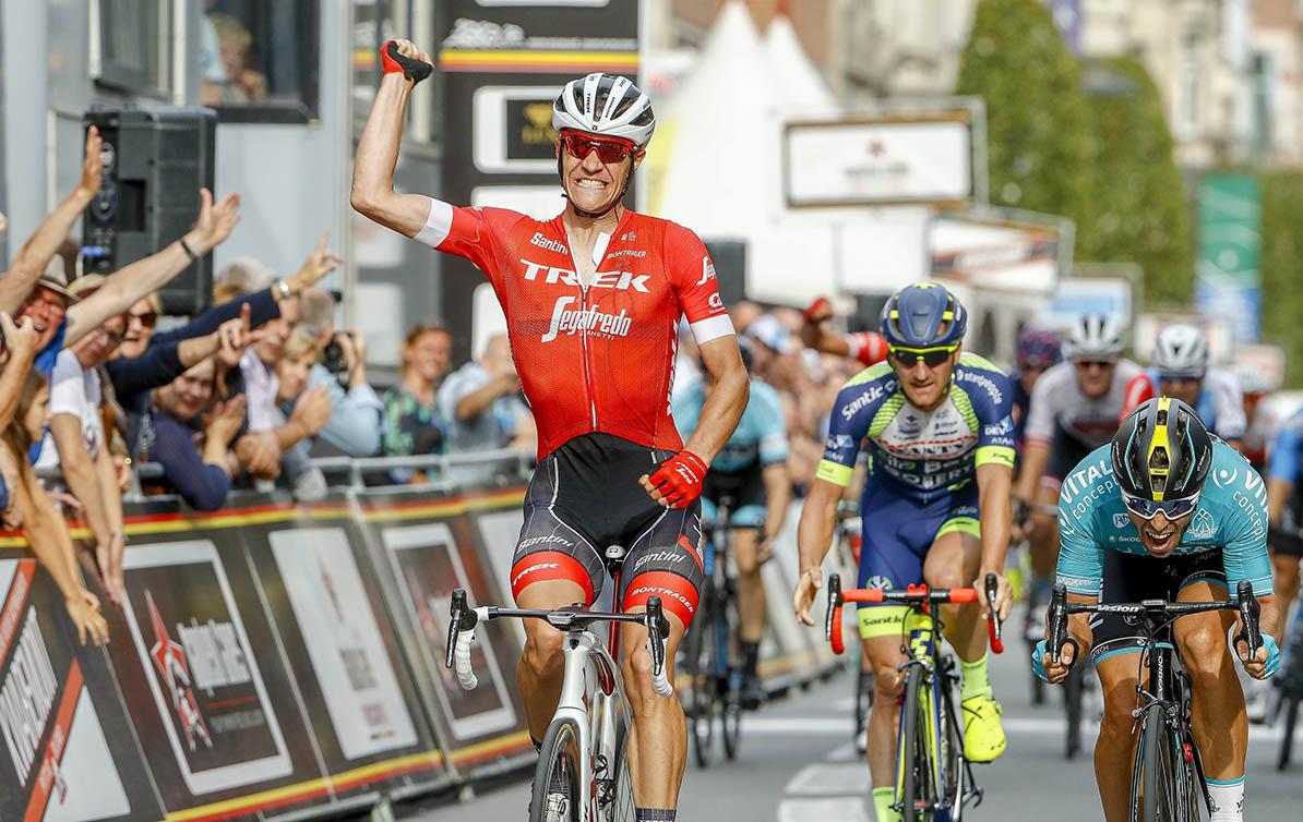 Jasper Stuyven vince il Gp Jef Scherens