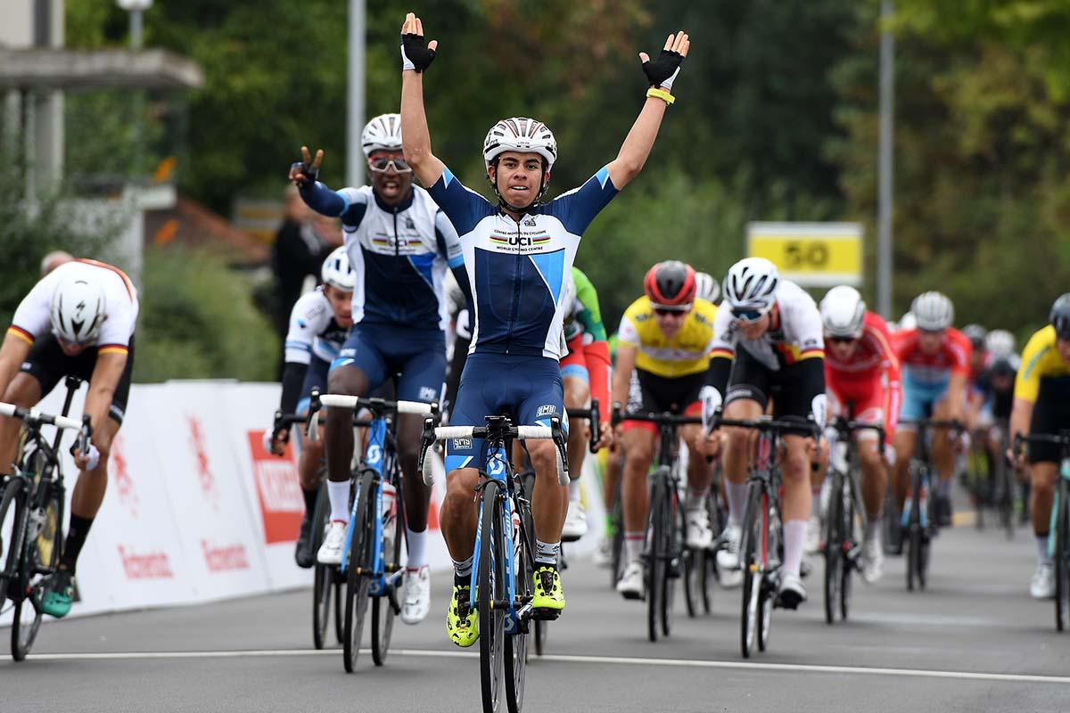 Juan Tito Rendon vince la seconda tappa del Gp Ruebliland 2018