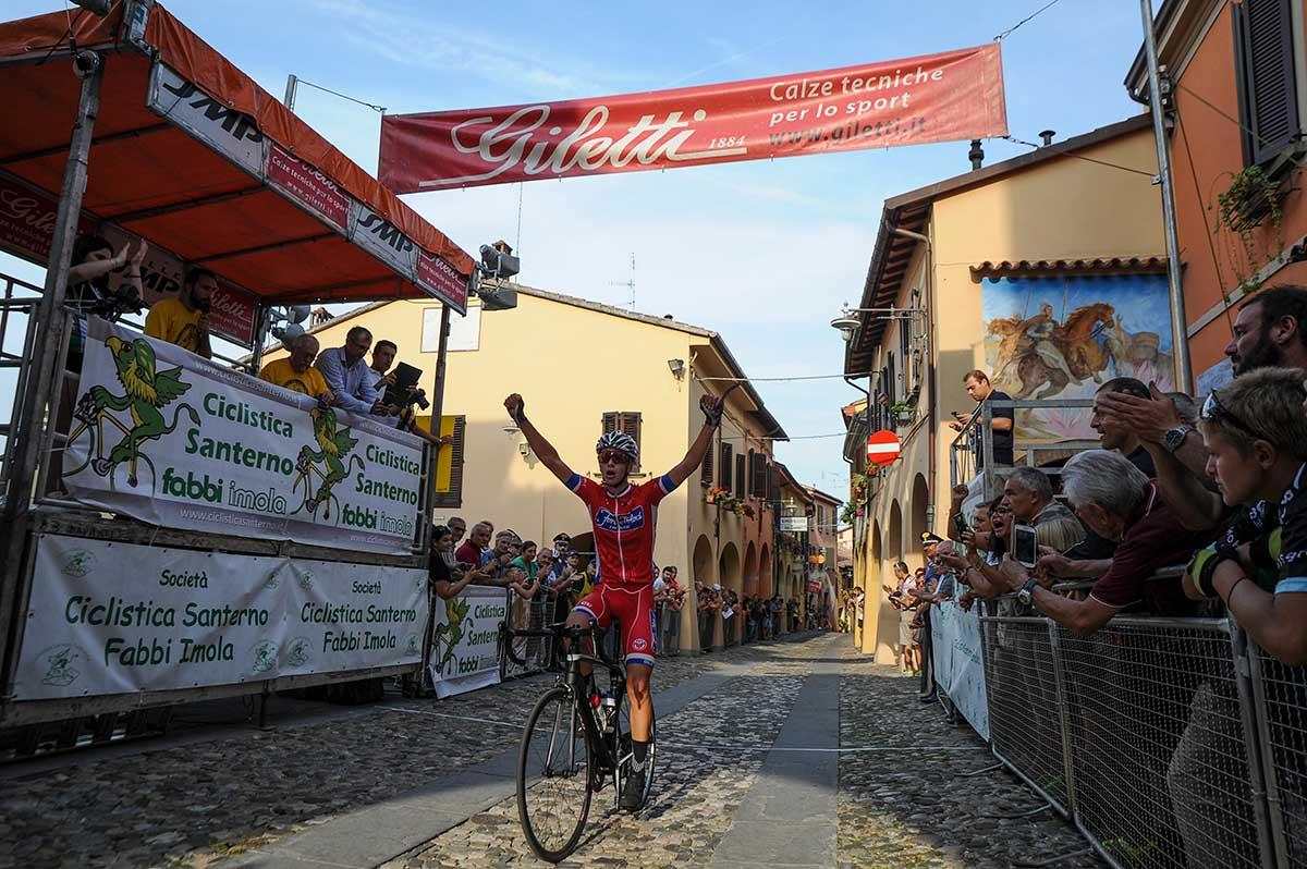 Michele Berasi vince il Memorial Luciano Pezzi 2018