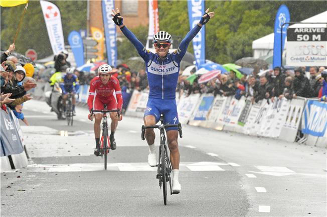 Philippe Gilbert vince il72° Grand Prix d'Isbergues – Pas de Calais