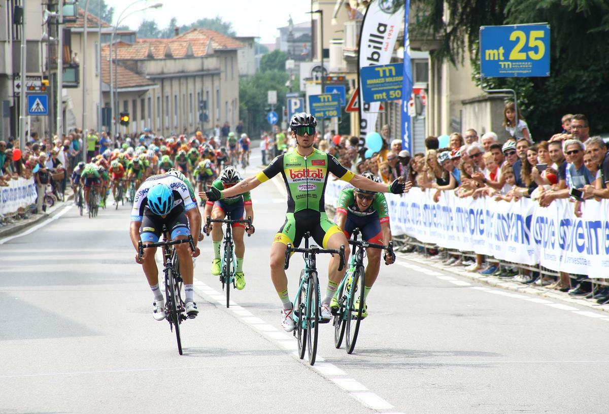 Davide Adamo vince a Bernareggio