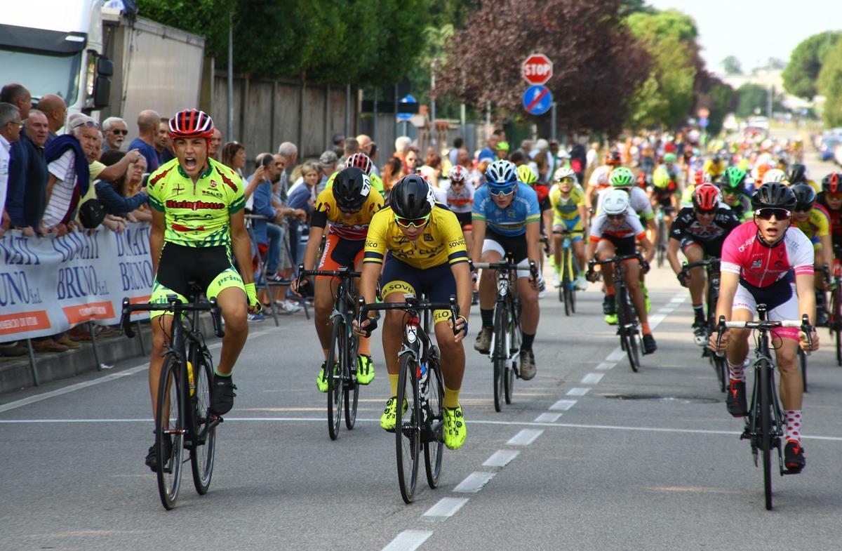 Juan David Sierra vince a San Giorgio su Legnano