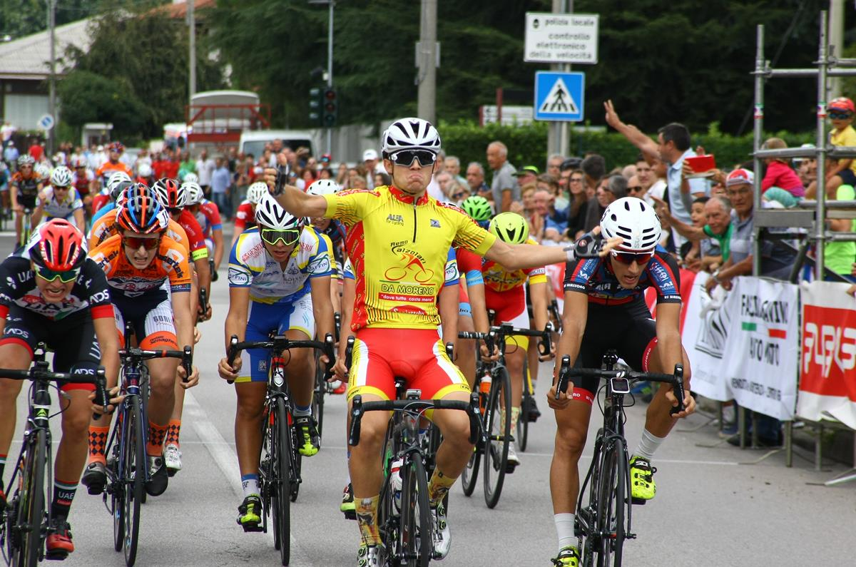 Francesco Vergobbi vince a Cabiate