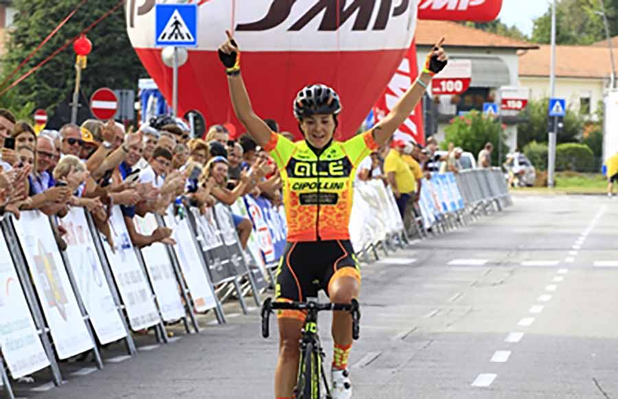 Soraya Paladin vince l'ultima tappa e la classifica finale del Giro della Toscana Femminile