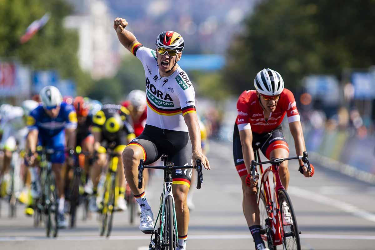 Pascal Ackermann vince la Brussels Cycling Classic 2018