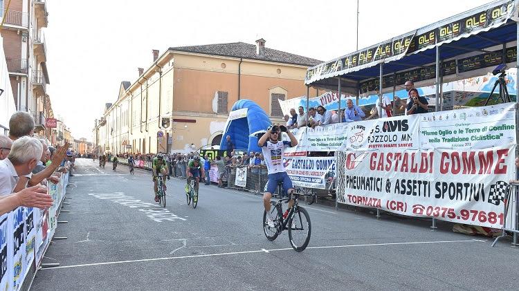 Leonardo Fedrigo vince a Bozzolo