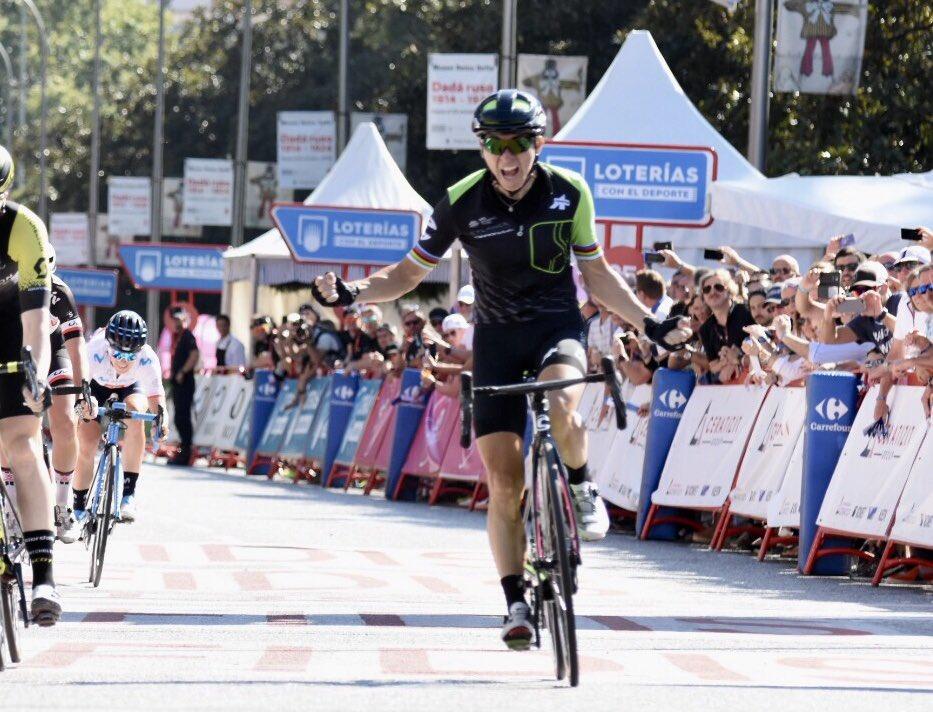Giorgia Bronzini vince la Madrid Challenge by La Vuelta 2018