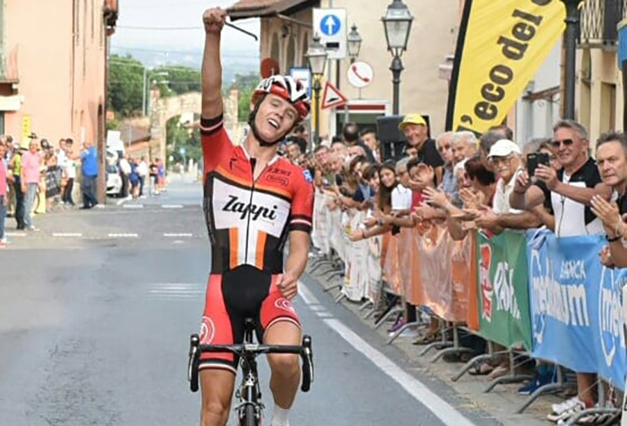 Paul Double vince la Dalle Mura al Muro 2018