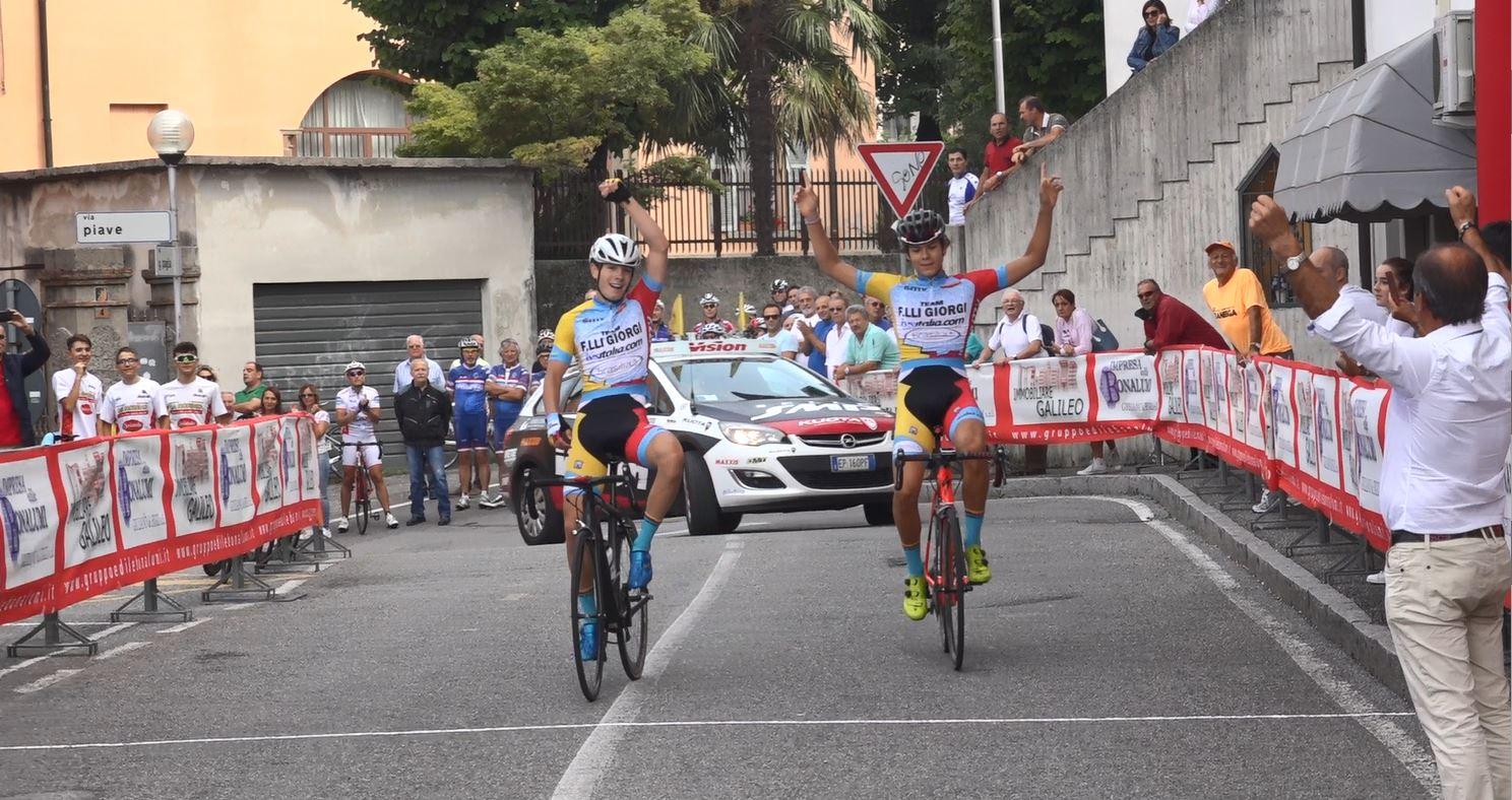 Doppietta del Team Giorgi a Paladina con Giorgio Cometti e Lorenzo Balestra