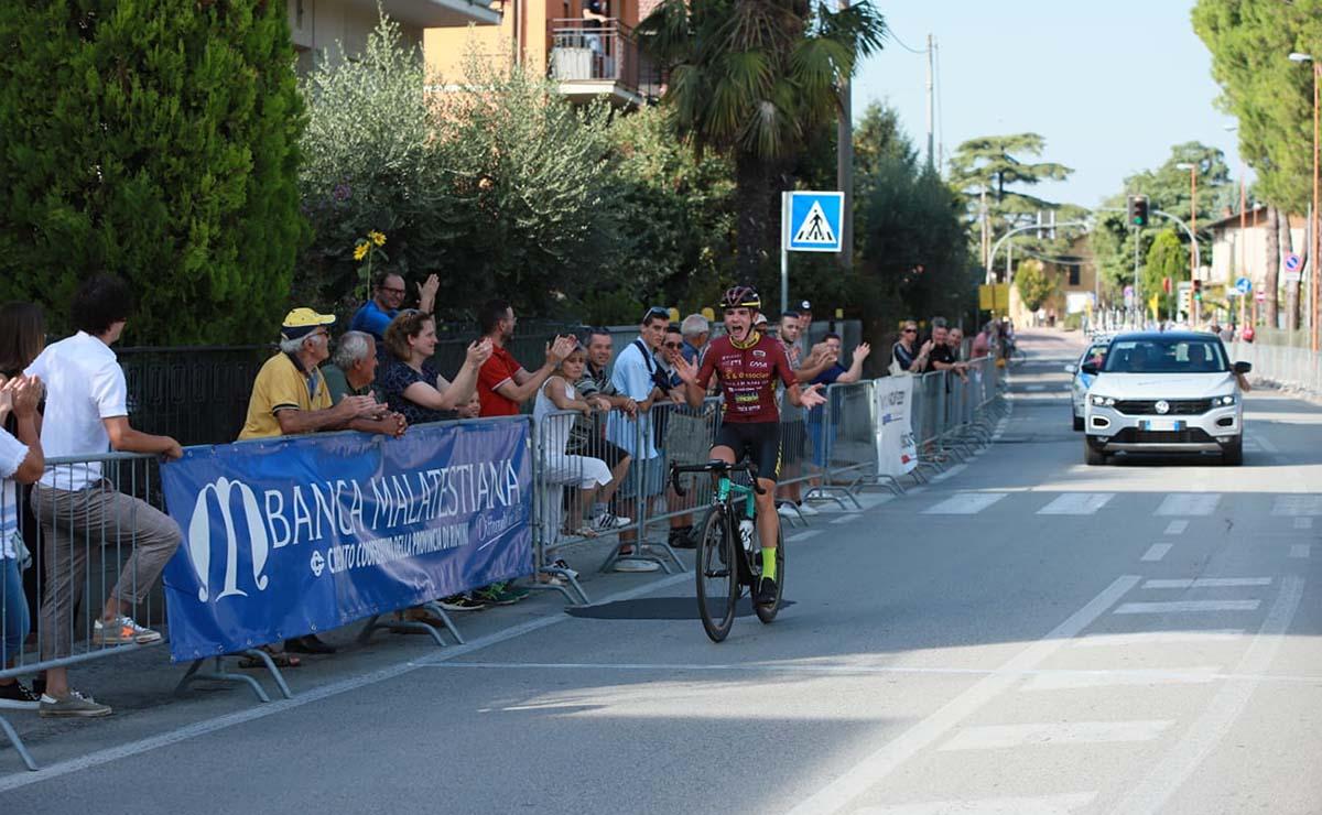 Andrea Gallo vince a Ponte Abbadesse