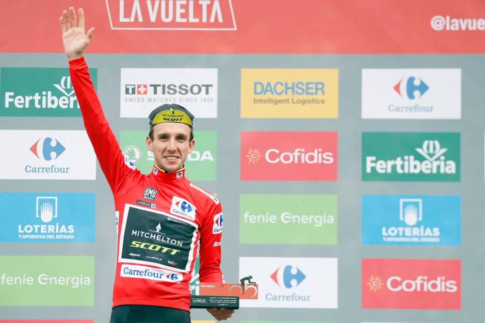 Simon Yates vince La Vuelta 2018