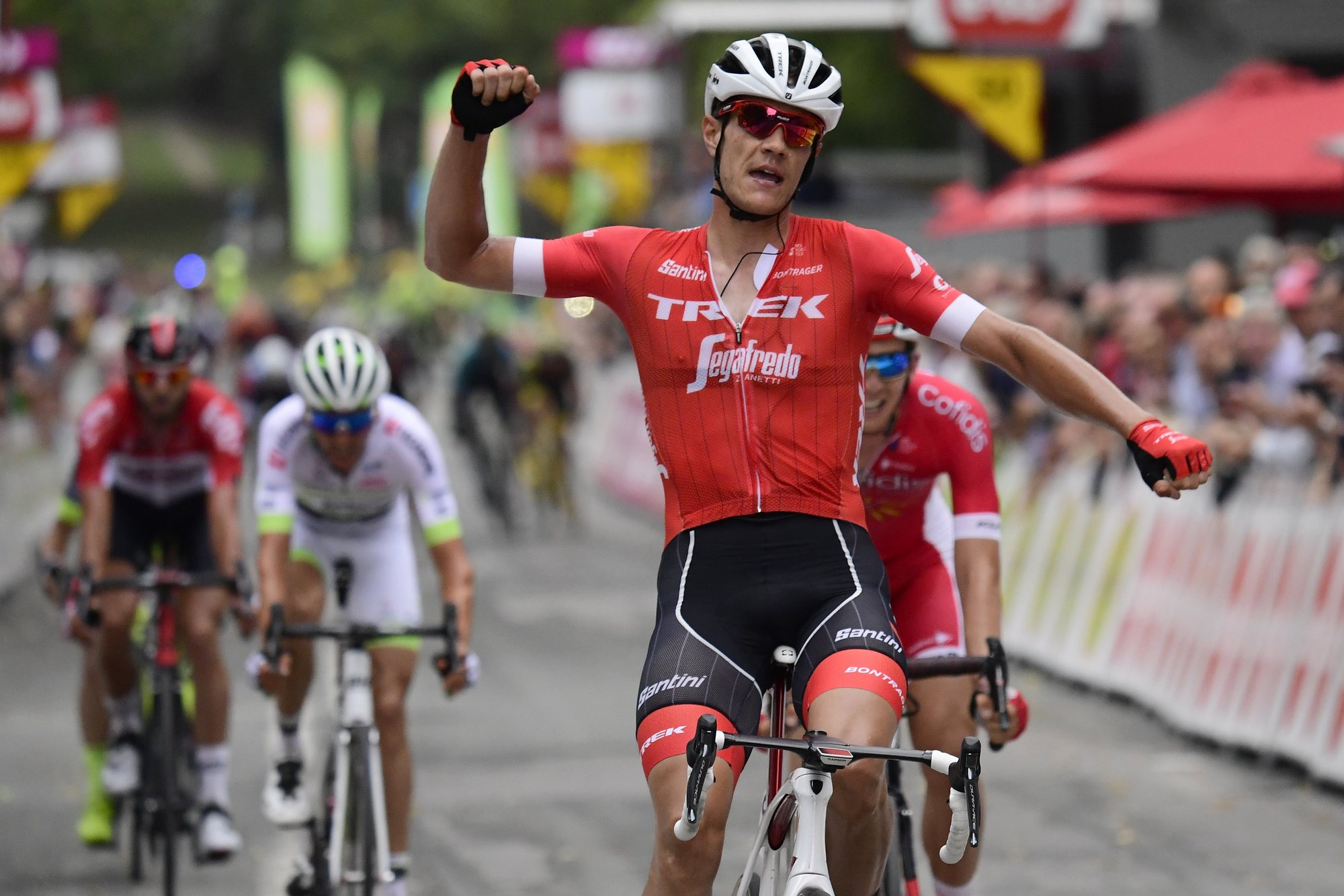 Jasper Stuyven vince il Grand Prix de Wallonie 2018