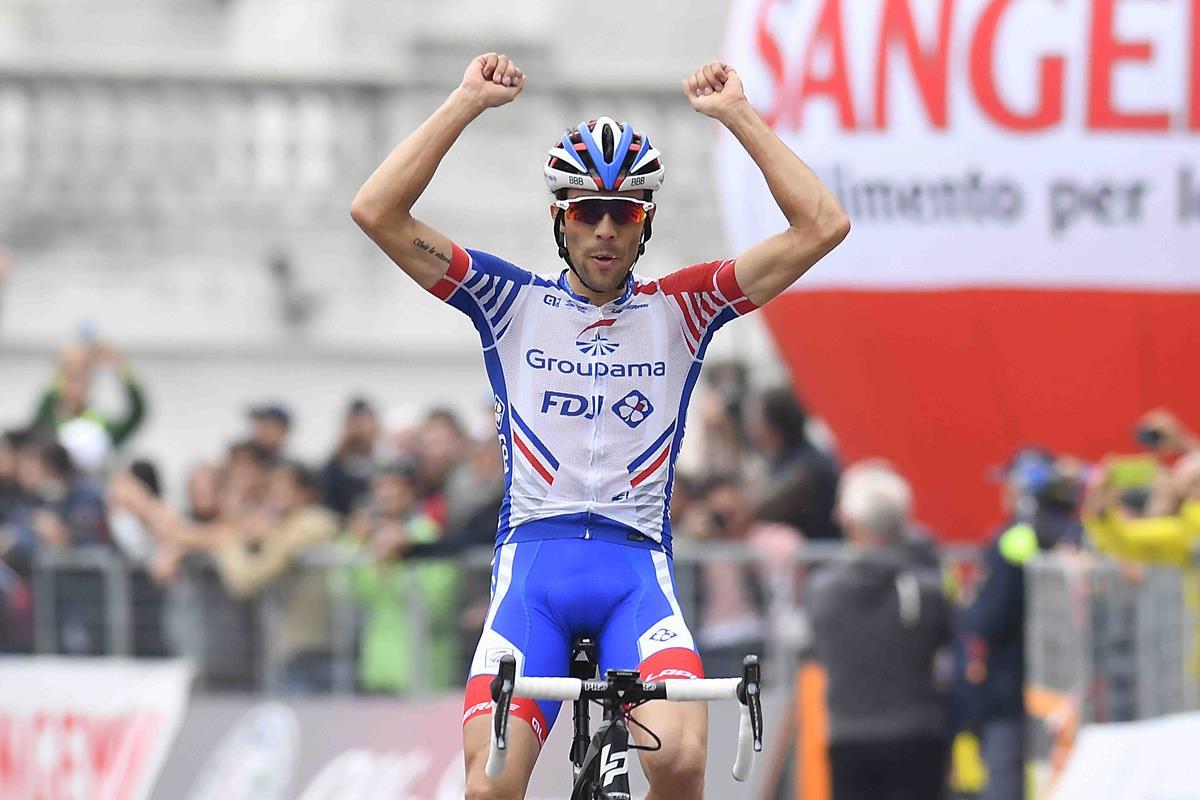 Thibaut Pinot vince la Milano-Torino 2018