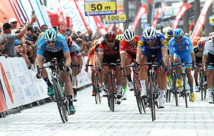 Sam Bennett vince la terza tappa del Giro di Turchia