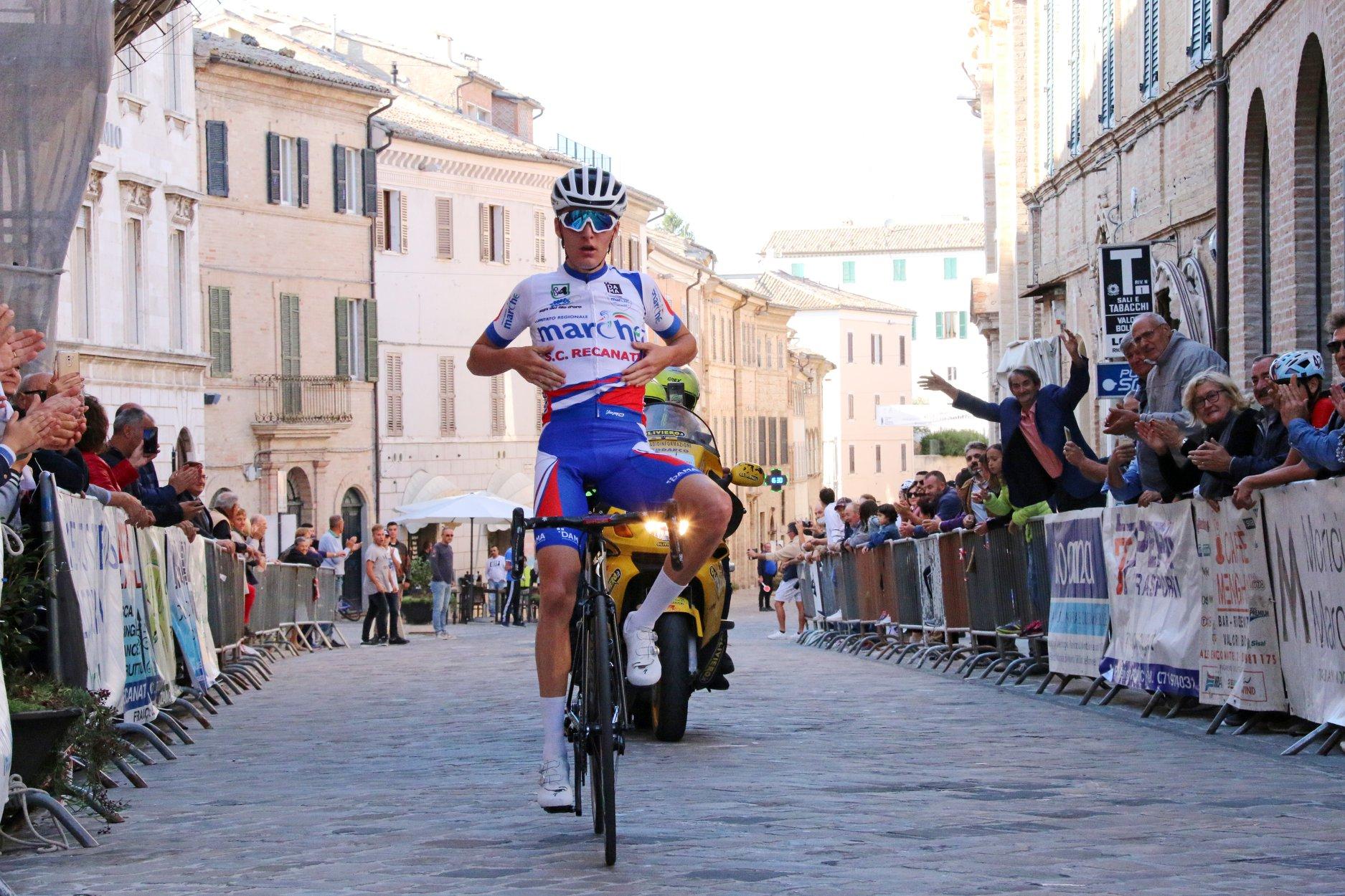 Gianmarco Garofolivince la30/a Leopardiana Sarnano