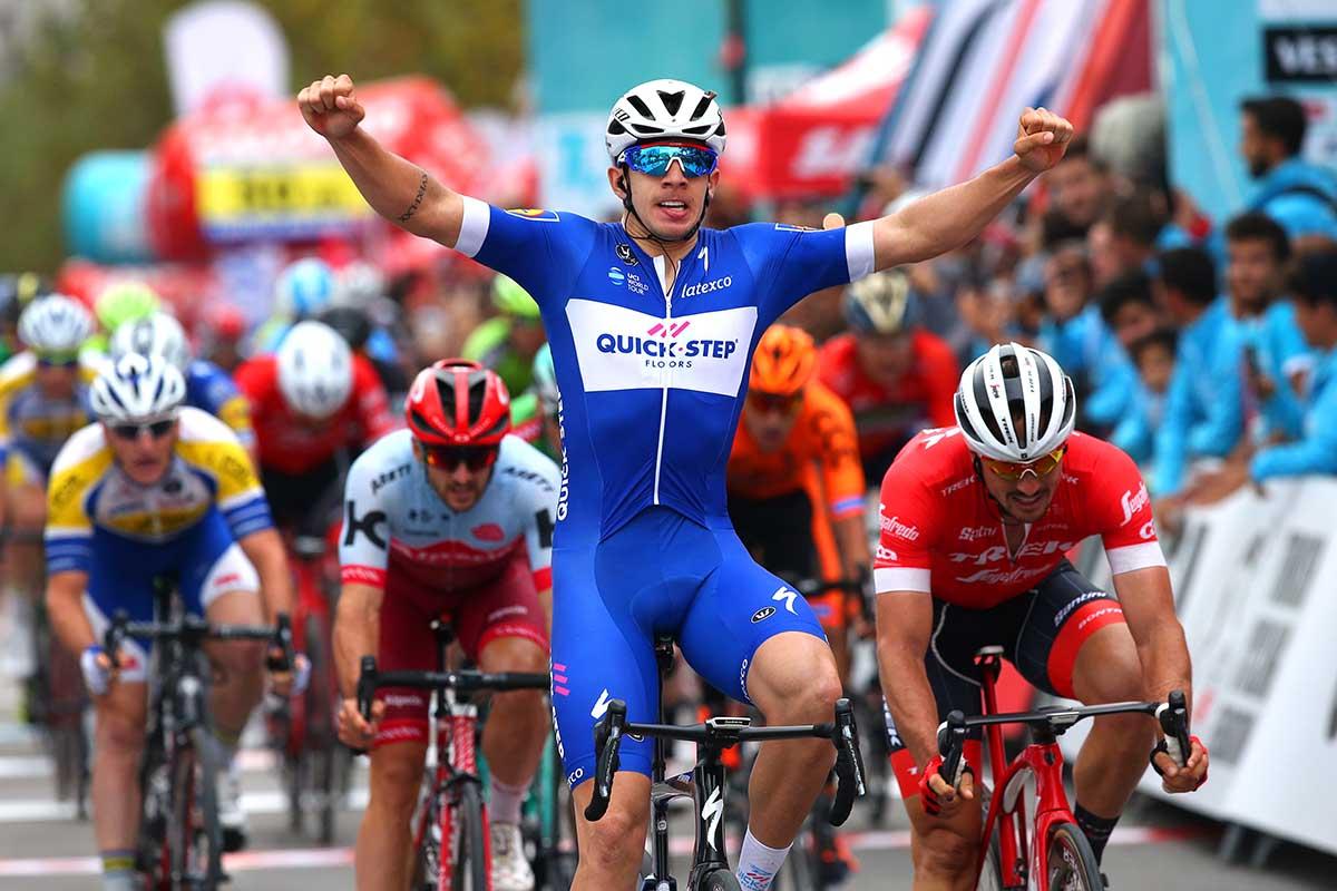 Alvaro Hodeg vince la quinta tappa del Tour of Turkey 2018